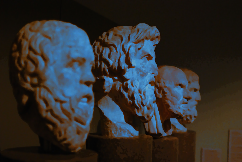 What philosophers have influenced your storytelling?