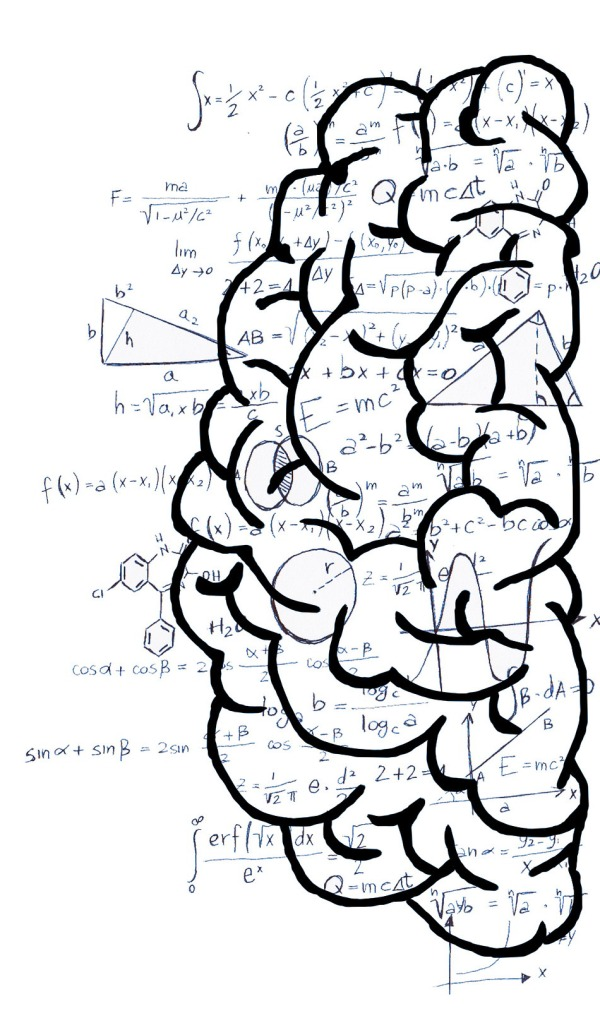 The logical side if the brain looks for mistakes.